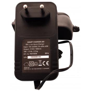 Зарядний пристрій TEXAS SmartCharger 200 Quick (18 В)