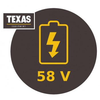Зарядний пристрій 58 В (швидкий, 2.0 А·год — 60 хв)