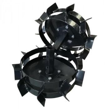 Металічні колеса (пара) для FX-серії