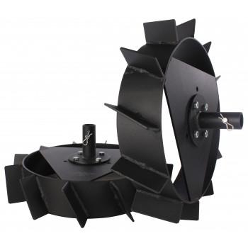 Металеві колеса (грунтозачепи) 500x10 Fusion серія